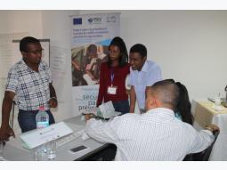 Formation en journalisme sensible au conflit à Antananarivo