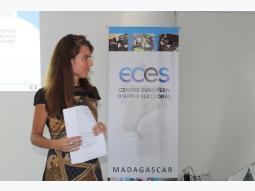 Formations  des OSCs sur le leadership et gestion de conflits pour les acteurs électoraux