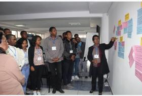 Formation Points Focaux à Antananarivo du 02 au 05 Mai 2018