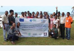 Formation des Points Focaux sur le leadership, la prévention et la gestion de conflits liés aux élections à Sambava  du20 au 24 août  2018