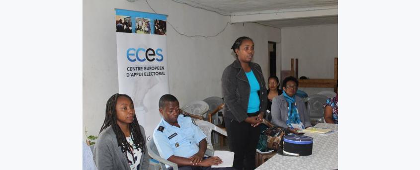 Focus Groupe pour l'élaboration du Guide d'engagement constructif et collaboratif entre FDS et citoyens à Toamasina II