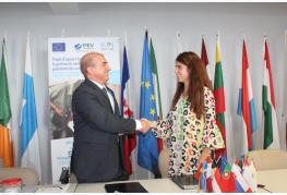 Signature officielle de la seonde contribution de l'Union Européenne à PEV Madagascar