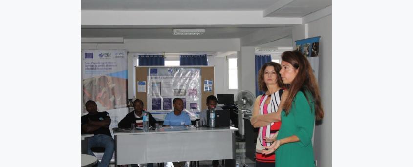 Atelier d'évaluation et de formation des coordonnateurs régionaux 18 janvier 2019