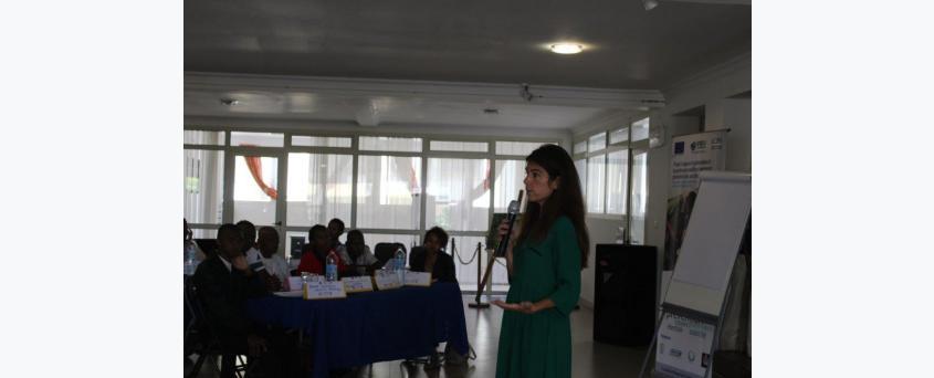 Atelier d'évaluation et de formation des Points Focaux d'Analamanga et de Menabe 30 et 31 janvier 2019