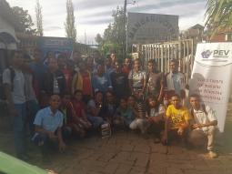 Soavinandriana Itasy, « Les jeunes, la voix de la paix »