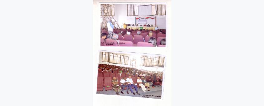 Cadre de concertation à Fianarantsoa
