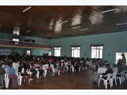 Cadre de concertation à Ambohimahitsy Akamasoa