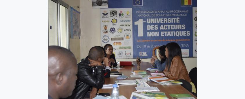 Voyage d'étude au Sénégal - 31 janvier au 3 février 2018